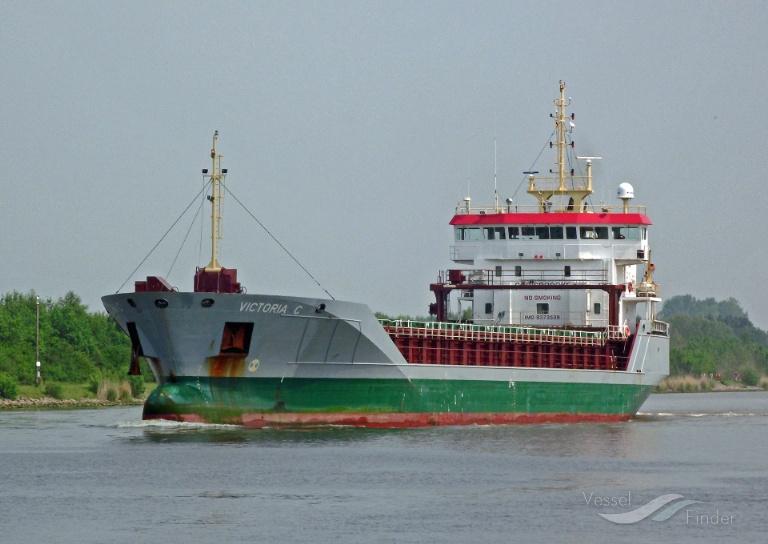 VICTORIA C (MMSI: 235056276) ; Place: Kiel_Canal/ Germany