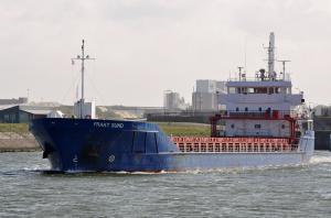 Photo of FRAKT SUND ship