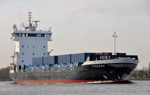 Photo of SOMERS ISLES ship
