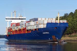 Photo of WEC GOYA ship