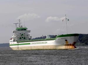 Photo of CFL PROSPECT ship