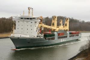 Photo of TRINA ship
