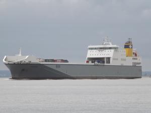 Photo of PEREGRINE ship