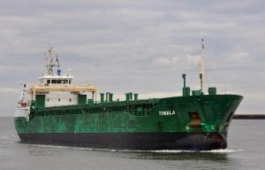 Photo of TIWALA ship