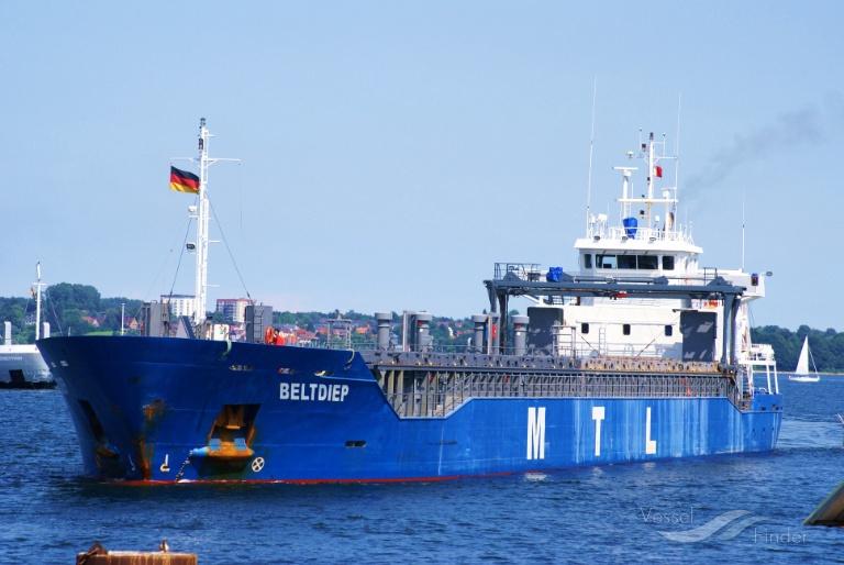 BJOERKOE (MMSI: 212153000) ; Place: Kiel - Holtenau, Germany