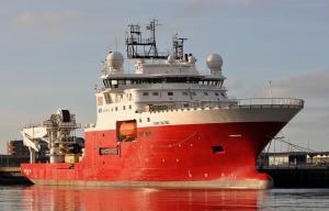 Photo of FUGRO SALTIRE ship