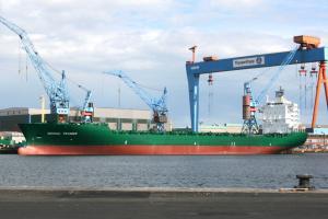 Photo of LAILA ship