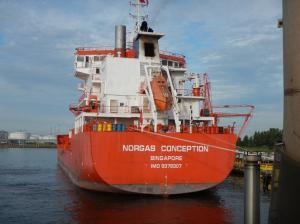 Photo of NORGAS CONCEPTION ship