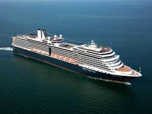 Photo of ms Nieuw Amsterdam ship