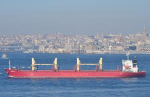 Photo of ESRA C ship