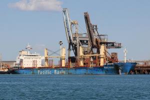 Photo of MAIPO RIVER ship