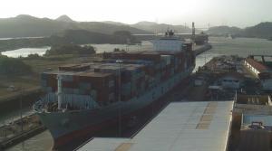 Photo of COSCO KOBE ship