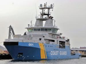 Photo of KBV 001 ship