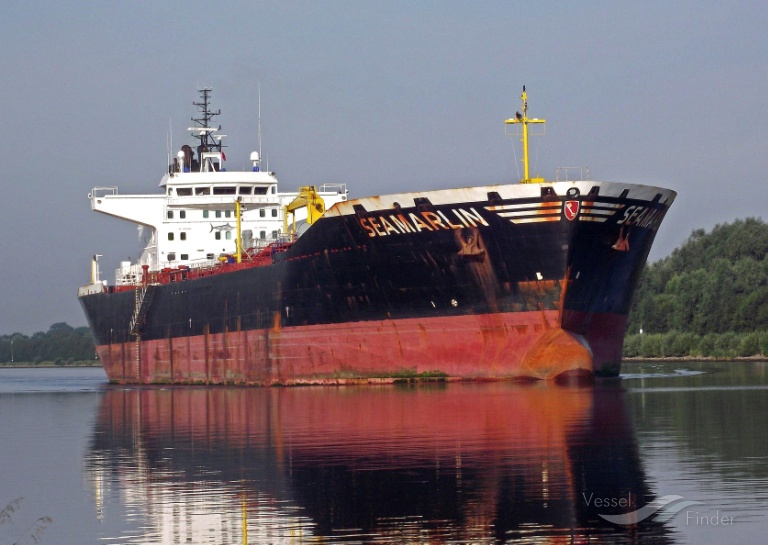 SEAMARLIN (MMSI: 218085000) ; Place: Kiel_Canal