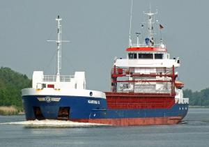 Photo of MARAS ship