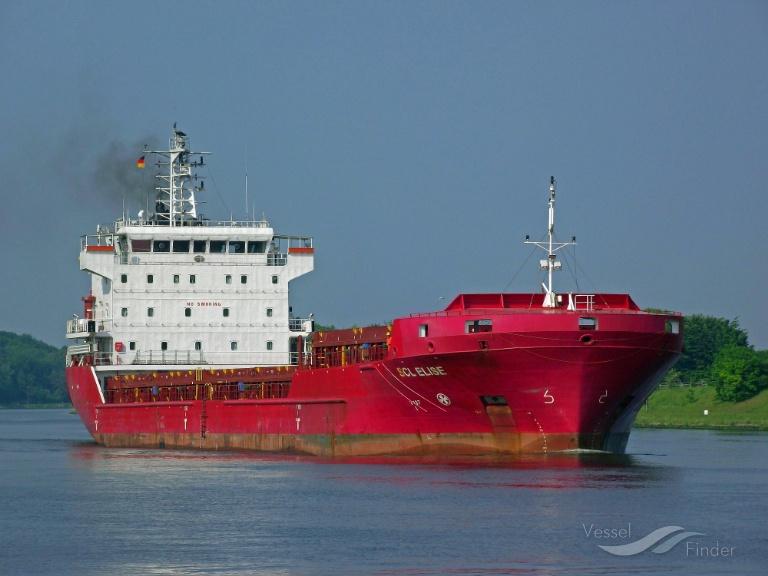 Y.DADAYLI (MMSI: 374456000) ; Place: Kiel_Canal