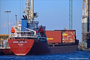 Photo of NAVIN KESTREL ship