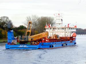 Photo of BLUE SHIP ship