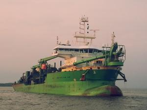 Photo of BREYDEL ship