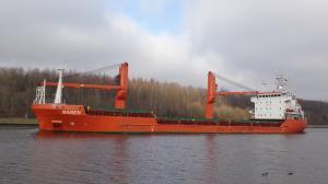 Photo of MAREN ship