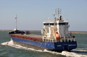 Photo of DONAU ship