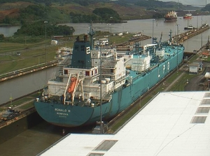 Photo of RONALD N ship