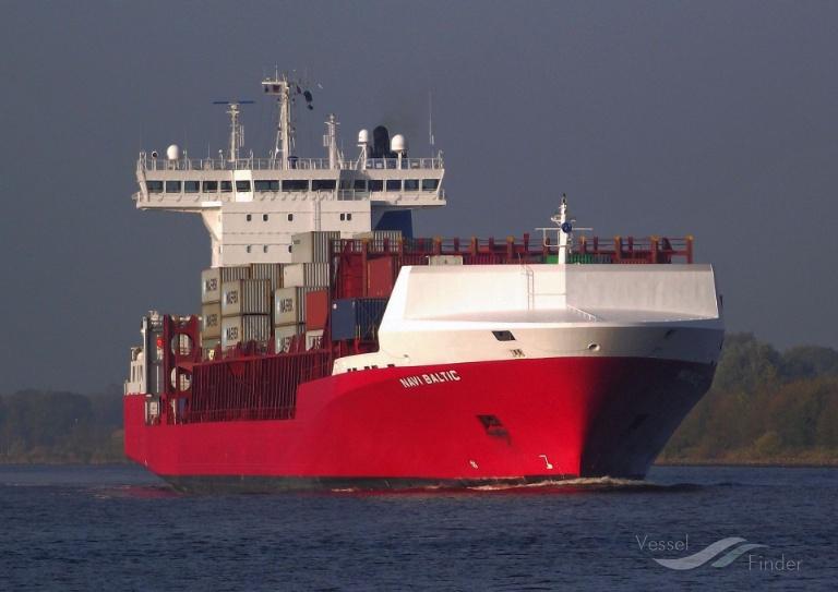 NAVI BALTIC (MMSI: 255805884) ; Place: Kiel_Canal