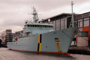 Photo of HIRTA ship