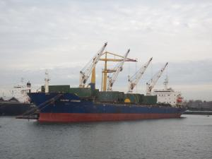 Photo of BALTIC LEOPARD ship