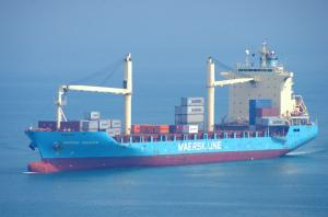Photo of MAERSK WARSAW ship
