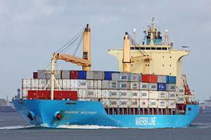 Photo of MAERSK WESTPORT ship