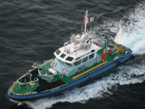Photo of DHAFEER ship