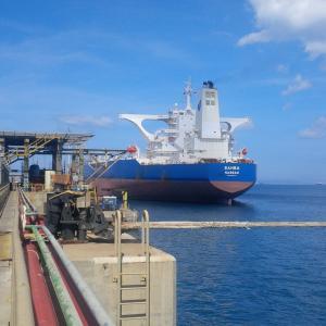 Photo of SAHBA ship