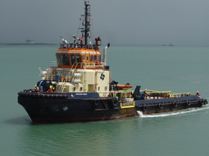 Photo of SVITZER FORTI ship