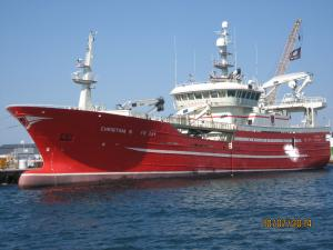 Photo of CHRISTINA S ship