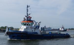 Photo of CENTAUR II ship