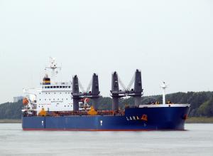 Photo of LARA ship