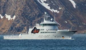 Photo of KV  BARENTSHAV ship