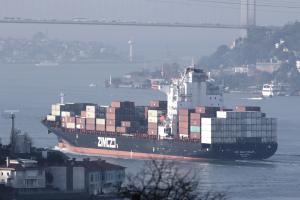 Photo of ZIM SAO PAOLO ship