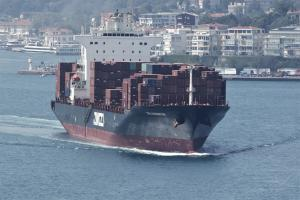 Photo of ZIM KINGSTON ship