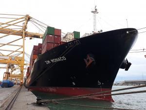 Photo of ZIM MONACO ship