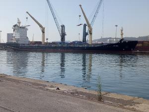 Photo of JSP BORA ship