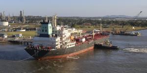 Photo of HAI CHI ship