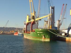 Photo of MANISA GRETA ship