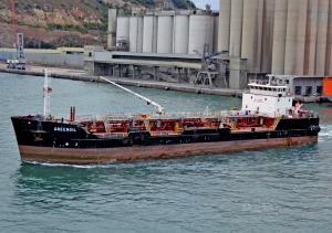 Photo of GREENOIL ship