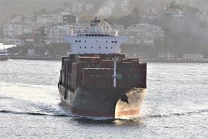 Photo of ZIM DALIAN ship