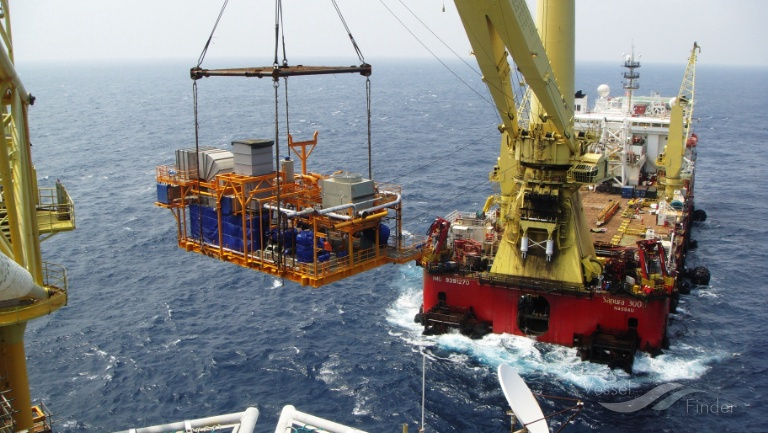 SAPURA 3000, Pipe Layer - Details and current position - IMO