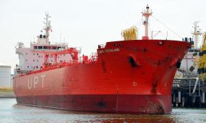 Photo of CONTI GREENLAND ship