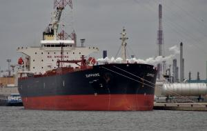 Photo of ZAPPHIRE ship