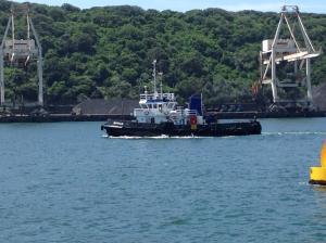 Photo of SOFIA 3 ship
